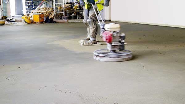 Concrete Screed
